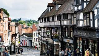 Shrewsbury, Shropshire.
