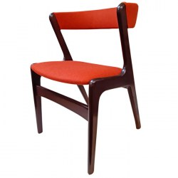 Danish mid cent dining chairs