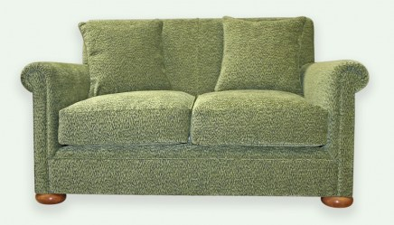 Small 1920s style sofa
