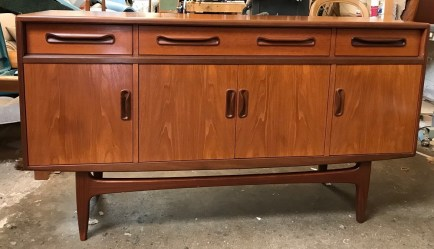 G Plan Fresco Teak Sideboard