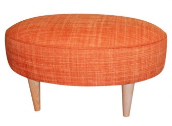 Small Oval Footstool