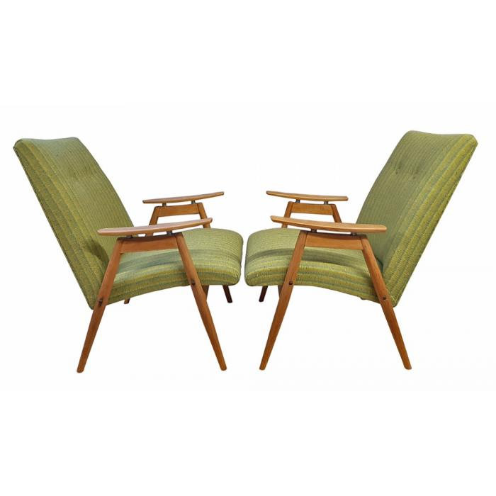 Pair floating arm mid century chairs.jpg